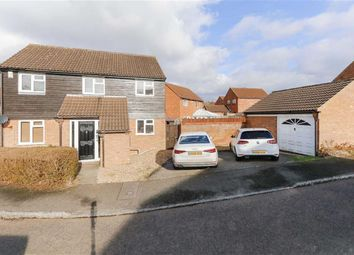 Thumbnail 4 bedroom detached house for sale in Bradbury Close, Bradwell, Milton Keynes