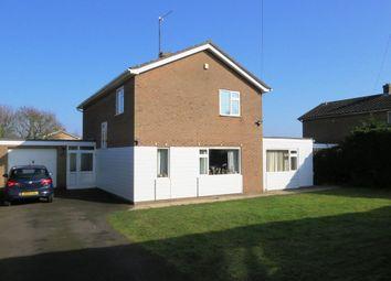 Thumbnail 5 bedroom detached house for sale in Marsh Lane, Hemingford Grey, Huntingdon