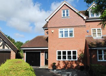 Thumbnail 4 bed semi-detached house for sale in Brooke Close, Warwick