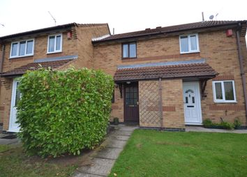 Thumbnail 2 bed terraced house to rent in Althorp Close, Aylestone, Leicester