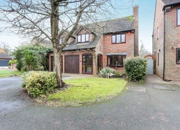 Thumbnail 4 bedroom detached house to rent in Bullimore Grove, Kenilworth, Warwickshire