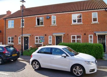 Thumbnail 3 bed terraced house to rent in Robins Crescent, Witham St Hughs, Lincoln