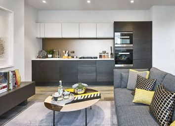Thumbnail 1 bed flat for sale in One Twenty Four, 124-130 Seymour Place, Marylebone, London