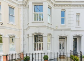 Thumbnail 4 bed town house for sale in Clarendon Avenue, Leamington Spa, Warwickshire