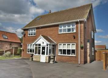 Thumbnail 5 bed detached house for sale in Main Street, Norton Disney, Lincoln