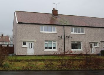 Thumbnail 3 bedroom end terrace house to rent in Forthview, Stirling