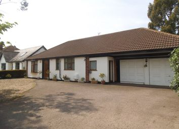 Thumbnail 3 bed bungalow to rent in Main Street, Cossington, Leicester