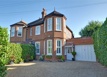 Thumbnail 4 bed semi-detached house for sale in The Drive, Sidcup