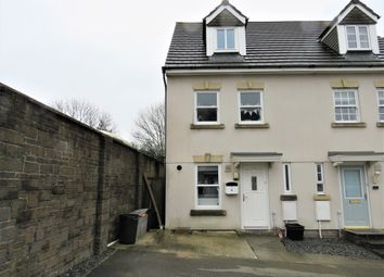 3 bed town house for sale in Paddock Close, Pillmere, Saltash PL12