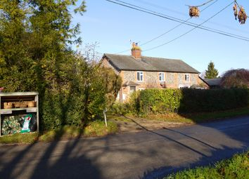 Thumbnail 2 bed semi-detached house for sale in Shimpling, Bury St Edmunds, Suffolk