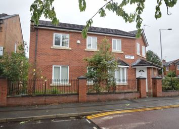 Thumbnail 2 bed property to rent in Upper Moss Lane, Hulme, Manchester