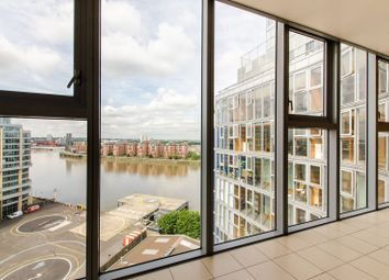 Thumbnail 2 bedroom flat to rent in Falcon Wharf, Battersea