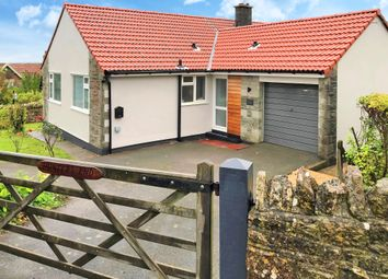 Thumbnail 3 bed detached bungalow for sale in Rhodyate Hill, Blagdon