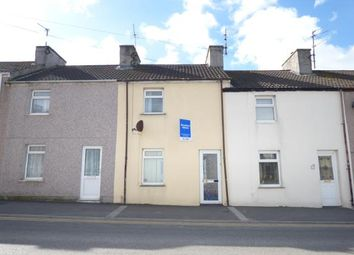 Thumbnail 2 bed terraced house for sale in Kingsland Road, Kingsland, Holyhead, Anglesey
