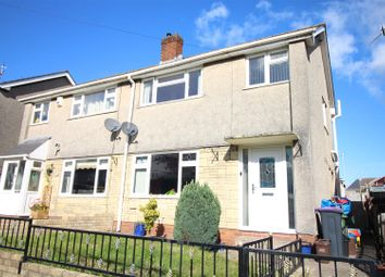 Thumbnail 3 bed semi-detached house for sale in Lansdowne, Sebastopol, Pontypool