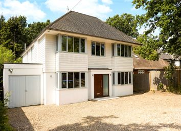 Thumbnail 6 bed detached house for sale in Leatherhead Road, Oxshott, Leatherhead, Surrey