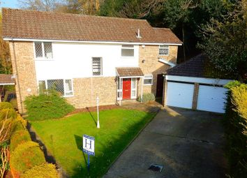 Thumbnail 4 bed detached house for sale in Buckingham Way, Frimley, Camberley
