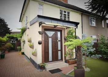 Thumbnail 3 bed semi-detached house for sale in Stonecross Road, Hatfield, Hertfordshire