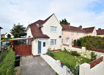Thumbnail 3 bed end terrace house for sale in Knighton Road, Westbury-On-Trym, Bristol