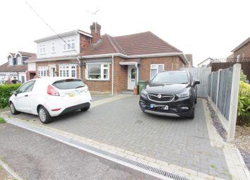 Thumbnail 2 bed semi-detached bungalow to rent in Brackendale Avenue, Pitsea, Basildon