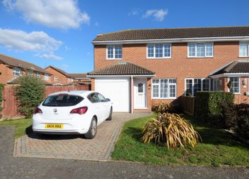 Thumbnail 3 bed semi-detached house to rent in Falcon Gardens, Wick, Littlehampton