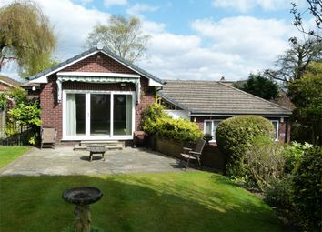 Thumbnail 3 bed detached bungalow for sale in 24 Jacksons Edge Road, Disley, Stockport, Cheshire