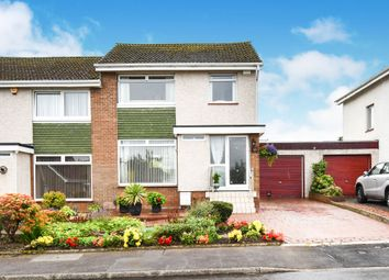 Thumbnail 3 bedroom semi-detached house for sale in Ben Wyvis Drive, Paisley