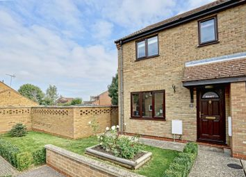 Thumbnail 3 bed end terrace house for sale in Sandringham Drive, Ramsey Forty Foot, Ramsey, Huntingdon