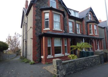 Thumbnail 2 bed flat to rent in Flat 1, Norwood, Conway Road, Penmaenmawr