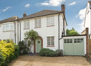 Thumbnail 3 bed detached house for sale in Imber Grove, Esher