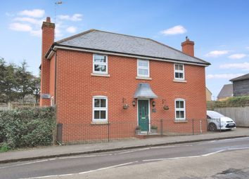 Thumbnail 3 bed detached house for sale in Main Road, Great Leighs, Chelmsford