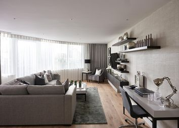 "Thumbnail 3 bedroom flat for sale in ""Lombard Wharf"" at Lombard Road, Battersea, London"