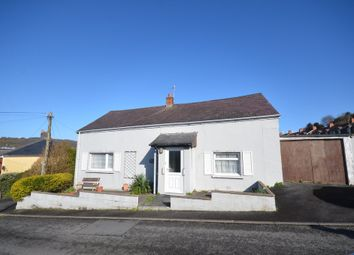 Thumbnail 2 bed detached bungalow for sale in Penyranchor, Trefechan, Aberystwyth