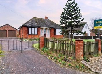 Thumbnail 4 bed bungalow to rent in Church Road, Bury St. Edmunds