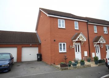 Thumbnail 2 bed end terrace house for sale in Savannah Drive, North Petherton, Bridgwater