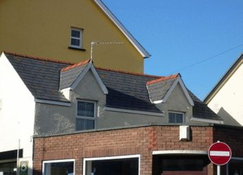 Thumbnail 1 bed flat to rent in West Street, Fishguard