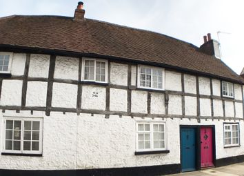 Thumbnail 3 bed cottage for sale in The Square, Westbourne, Emsworth