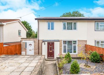 Thumbnail 4 bed semi-detached house for sale in Waynflete Road, Headington, Oxford