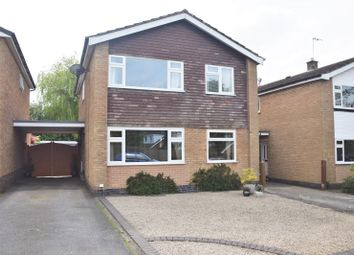 Thumbnail 4 bed detached house for sale in Willesley Gardens, Ashby De La Zouch