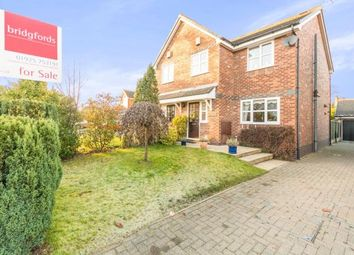Thumbnail 3 bed semi-detached house for sale in Bucklow Gardens, Lymm, Cheshire