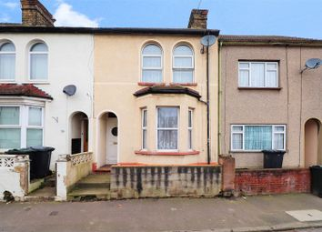 Thumbnail 3 bed terraced house for sale in Knockhall Road, Greenhithe