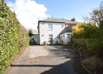 Thumbnail 2 bed cottage for sale in Ramley Road, Pennington, Lymington