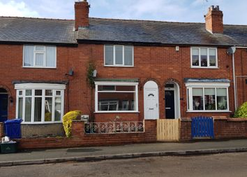 Thumbnail 2 bed terraced house to rent in Cecil Avenue, Warmsworth, Doncaster