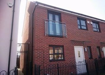 Thumbnail 3 bed semi-detached house to rent in Kempster Gardens, Salford, Lancashire