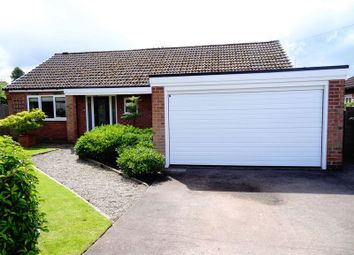 Thumbnail 2 bed detached bungalow for sale in Chiltern Avenue, Macclesfield, Cheshire