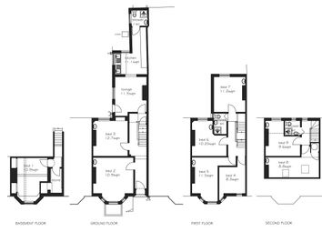 Thumbnail 8 bed terraced house for sale in Westminster Road, Earlsdon, Coventry
