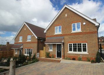Thumbnail 4 bed detached house for sale in Woodlands Road, Epsom