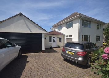 Thumbnail 5 bed detached house for sale in Charnhill Crescent, Mangotsfield, Bristol
