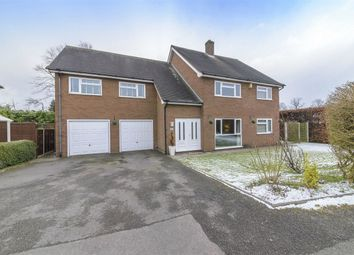 Thumbnail 5 bed detached house for sale in School Lane, Wellington, Telford, Shropshire