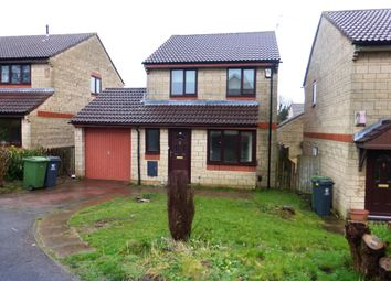 Thumbnail 3 bed detached house for sale in Cresswell Close, St. Mellons, Cardiff